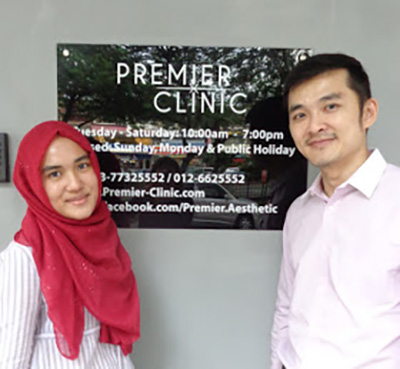 Pigmentation Removal for Aspiring Lawyer