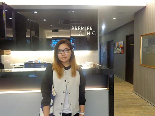 Chin Fillers at Premier Clinic Kuala Lumpur