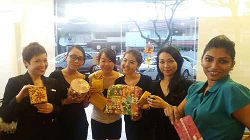 Christmas Joy at Premier Clinic