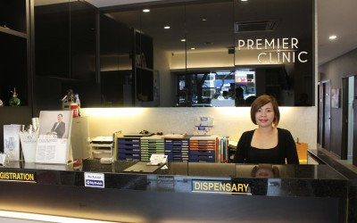 Premier Clinic – A Clinic with a comfortable and cozy environment