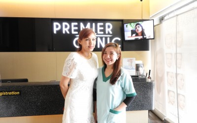 Malaysian Blogger with Dr. Jaswine Chew on q-Switch Nd: YAG Laser (Pigmentation Laser)