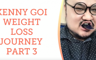 Entertainer & Emcee – Kenny Weight Loss Part 3