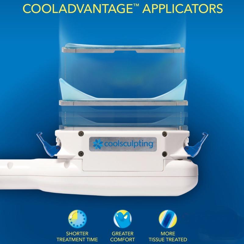 cooladvantage applicator 3.0