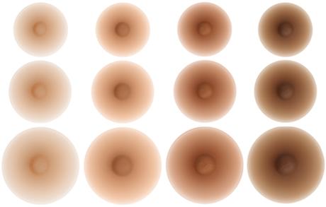 nipple go darker